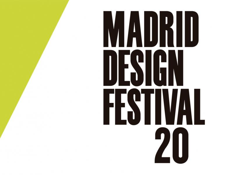 Madrid design festival 2020 portada