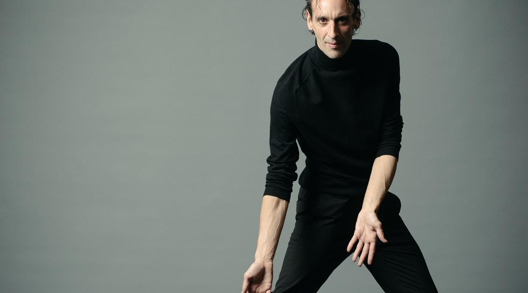 Rubén Olmo, director director of the Spanish National Ballet