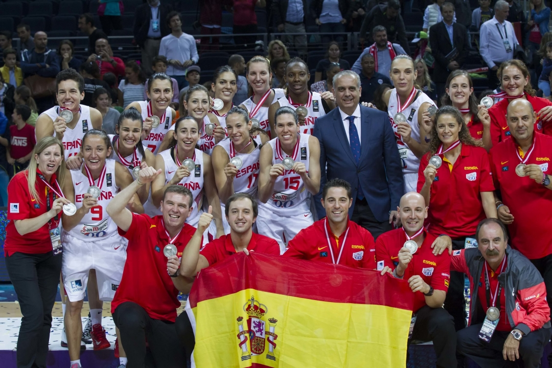 womens basketball national team
