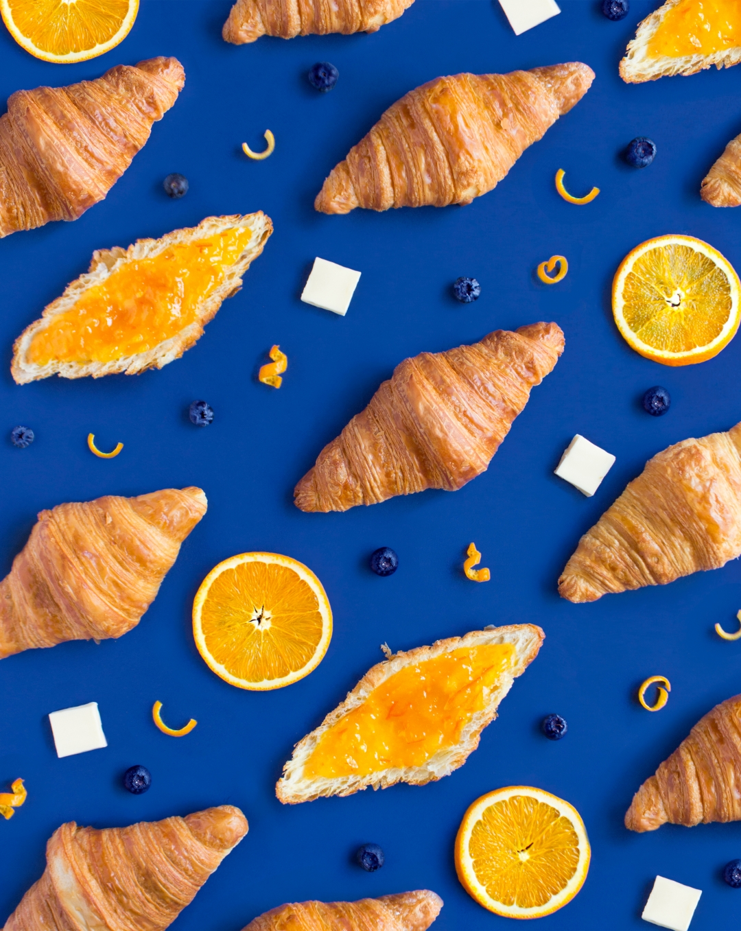 eating patterns croissants